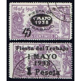 1938 ED. 761/762 us