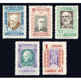 1937 ED. BHC 12p/16p (*)