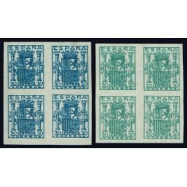 1936 ED. NE 56/57 ** [x4] (2)