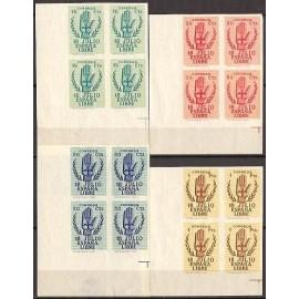 1938 ED. 851s/854s ** [x4]