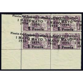 1938 ED. 762hh * [x4]