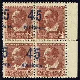1938 ED. NE 28ahz * [x4]