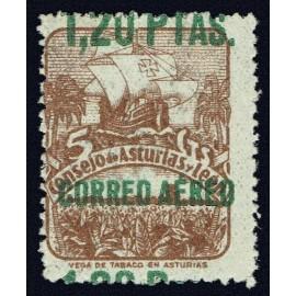 1937 ED. Asturias NE 14hdv **
