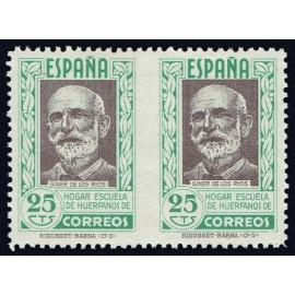1937 ED. BHC 14sph **