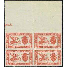 1905 ED. 256N ** [x4]