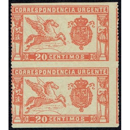 1905 ED. 256sh ** [x2]