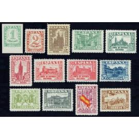 1936 ED. 802/813 **