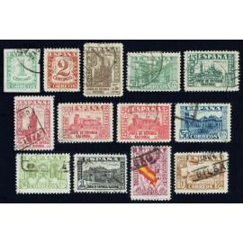 1936 ED. 802/813 us