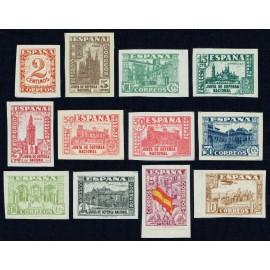 1936 ED. 803s/813s **