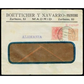 1910-1924 ED. 18 us Enteros Postales Privados