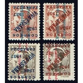 1937 ED. ELP Zaragoza NE01hi/NE02hi, NE05hi/NE06hi **