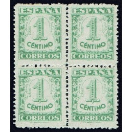 1936 ED. 802dp ** [x4]