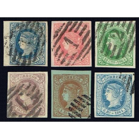 1864 ED. 63/68 us