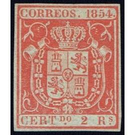 1854 ED. 25 * (3)