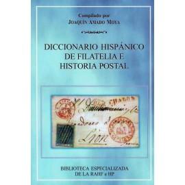 DICCIONARIO HISPÁNICO DE FILATELIA E HISTORIA POSTAL