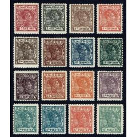 1907 ED. Río de Oro 18/33 *