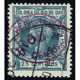 1907 ED. Río de Oro 17 us