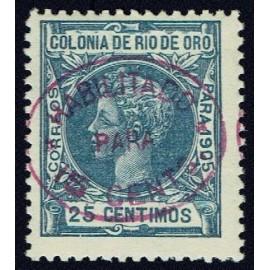 1907 ED. Río de Oro 17 *