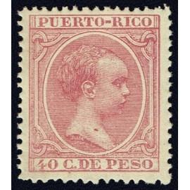1894 ED. Puerto Rico 114 **