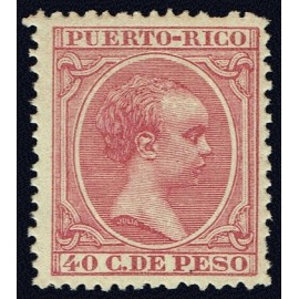 1894 ED. Puerto Rico 114 *