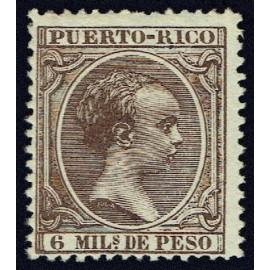 1890 ED. Puerto Rico 75 * (2)