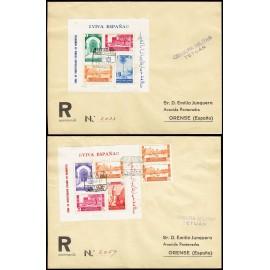 Colonias Españolas ED. Marruecos 167/168