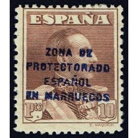 1923 ED. Marruecos NE 10 *