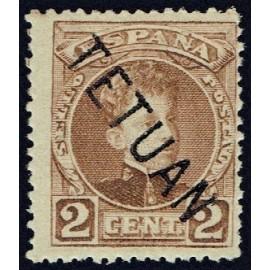 1908 ED. Marruecos 15 *