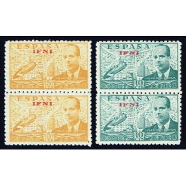 1948 ED. Ifni 57/58 ** [x2]
