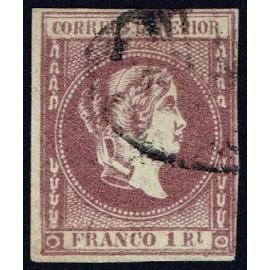 1863 ED. Filipinas 13 us