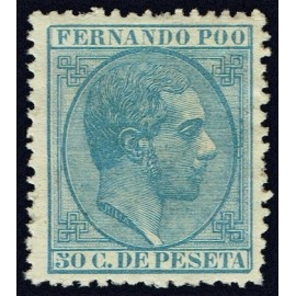 1879 ED. Fernando Poo 4 *