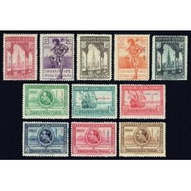 1929 ED. Cabo Juby 40/50 *