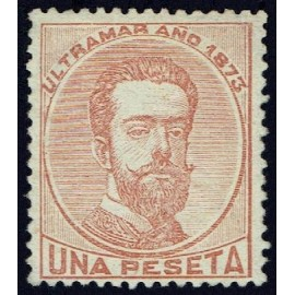 1873 ED. Antilles 27 * (2)