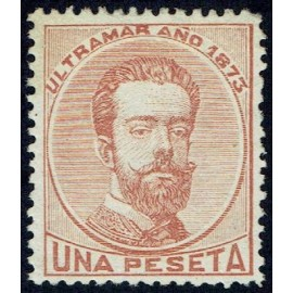 1873 ED. Antilles 27 *