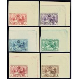 1907 ED. SR 1s/6s (*)
