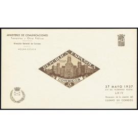 1937 ED. BHC 17s **