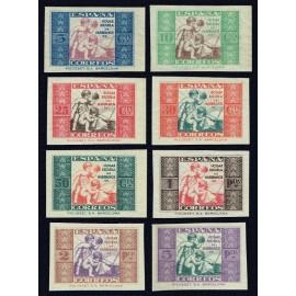 1934 ED. BHC 1s/8s **