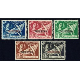 1938 ED. FR. 23M/27M (*)
