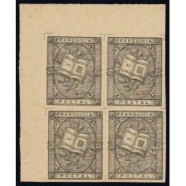 1881 ED. FR. 7 * [x4]