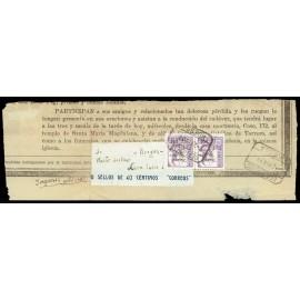 1937 ED. ELP Huesca 07 [x2] us