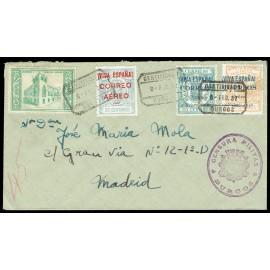 1937 ED. ELP Burgos 37, 43, 55 us