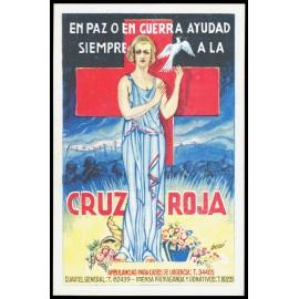 Tarjeta Postal - Cruz Roja (8)