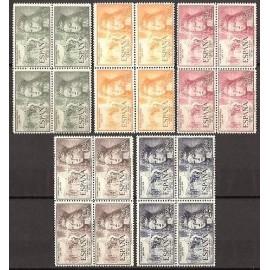 1951 ED. 1097/1101 ** [x4]