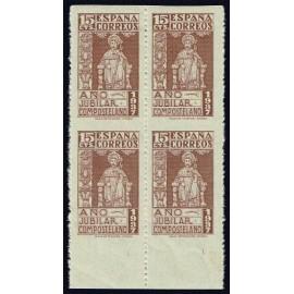1937 ED. 833sh ** [x04]
