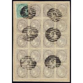 1867 ED. 91, 92 [x19] us