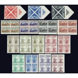 1930 ED. 531s/546s ** [x4]