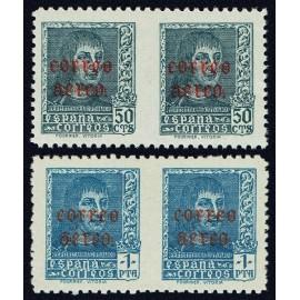 1938 ED. 845sph/846sph *