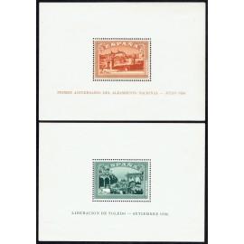 1937 ED. 836/837 *
