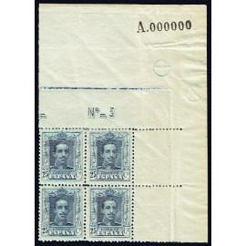 1922 ED. NE 23 **/* [x4]