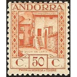 1931 ED. Andorra 23dN *